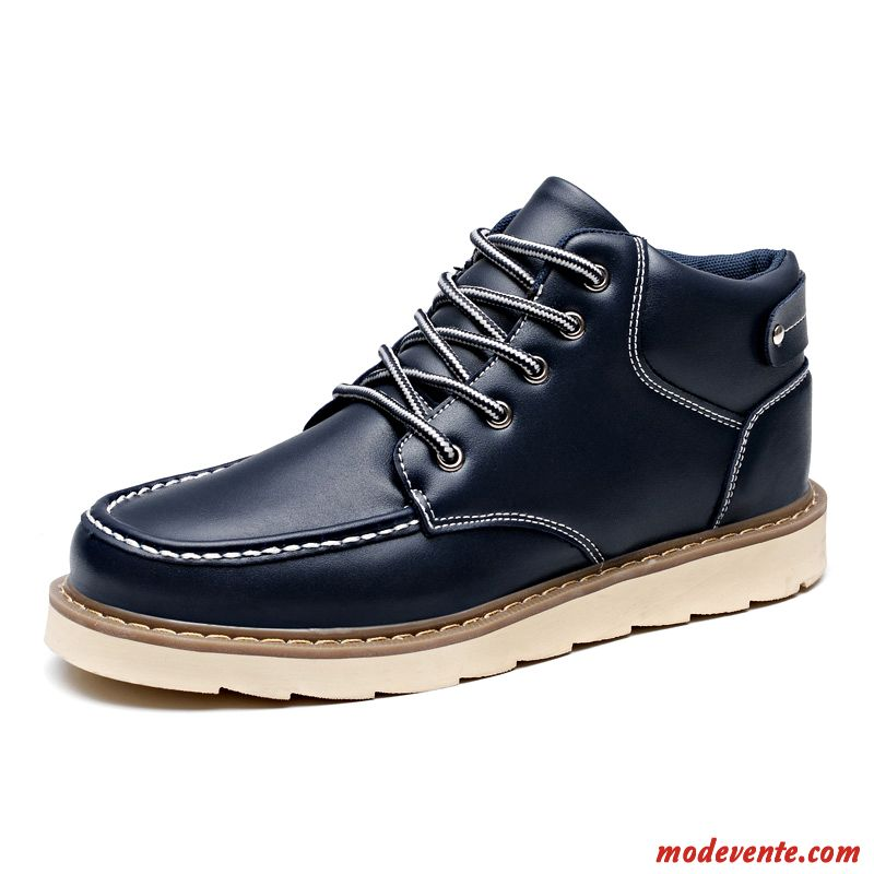 Basket Montante Dc Shoes Grise Femme