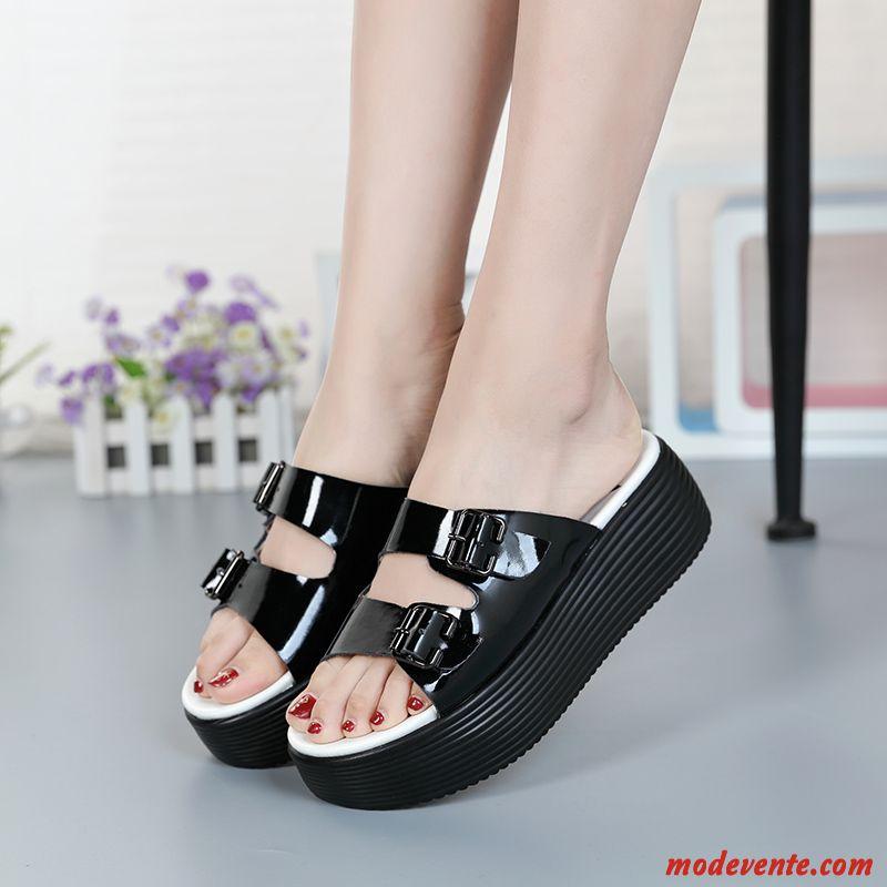 bottes cuir femme pas cher chaussons peachpuff violet mc27266. Black Bedroom Furniture Sets. Home Design Ideas