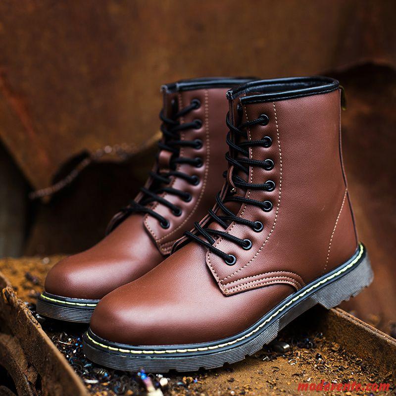 site réputé 12567 0c92c Chaussure Boots Homme Pas Cher Pierre Gris Fumé Mc22141