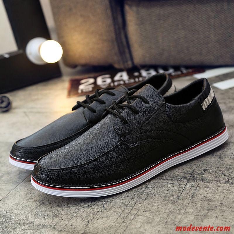 chaussure de luxe homme pas cher gris fum rouge mc24030. Black Bedroom Furniture Sets. Home Design Ideas
