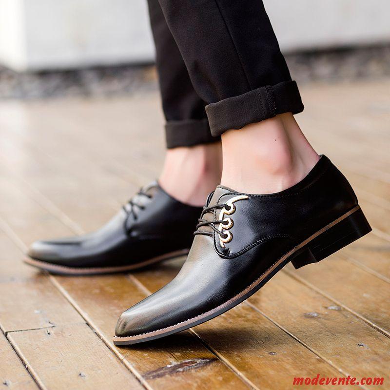 Mode Hommes Mocassins en cuir Casual,noir,39,20_20
