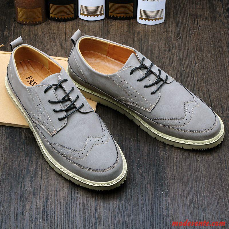 96a187a6beff3e Chaussure De Ville Classe Pour Homme Palevioletred Palevioletred Mc24283