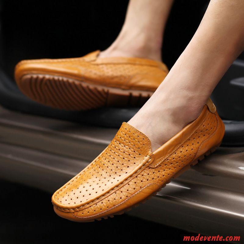 91edae4decb Chaussure De Ville Homme D Hiver Beige Sable Lavande Mc24082