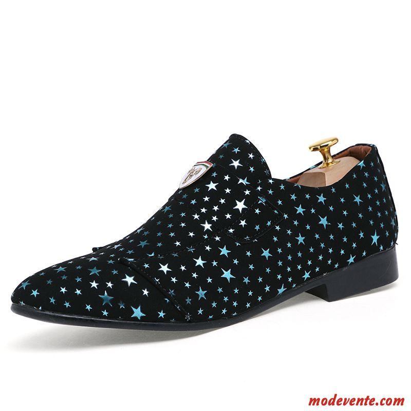 Chaussure De Ville Homme Fashion Blanc Steelblue Mc23835
