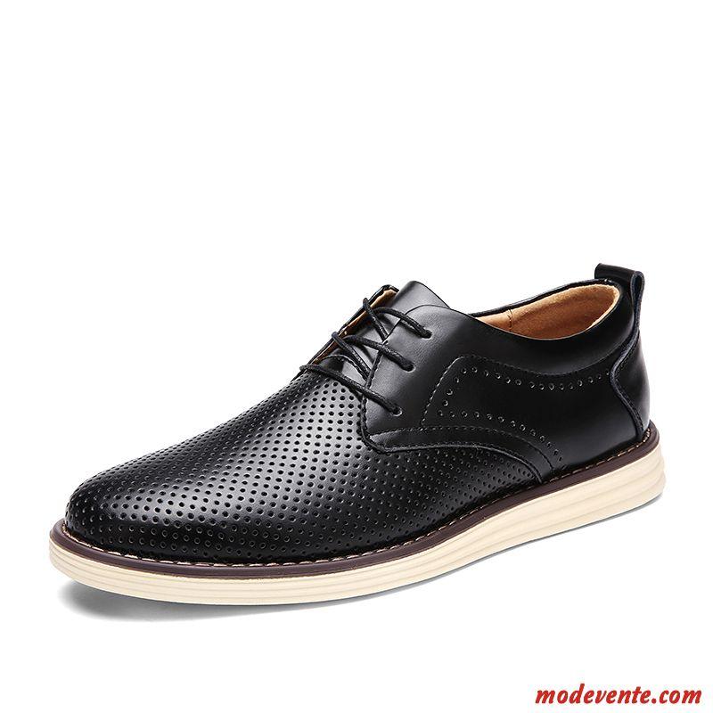 chaussure de ville homme luxe pas cher rose noir mc23884. Black Bedroom Furniture Sets. Home Design Ideas