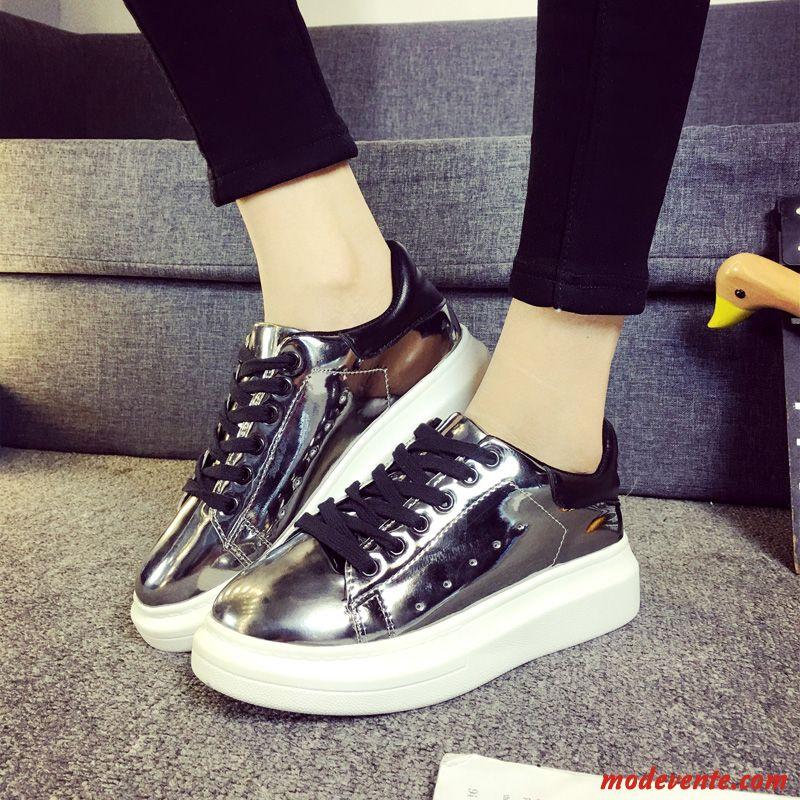 chaussure montante femme pas cher marron saumon mc26388. Black Bedroom Furniture Sets. Home Design Ideas