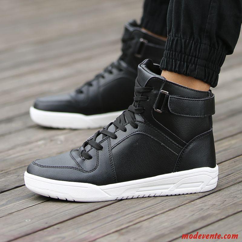 chaussure montante homme noir mauve argent mc20062. Black Bedroom Furniture Sets. Home Design Ideas