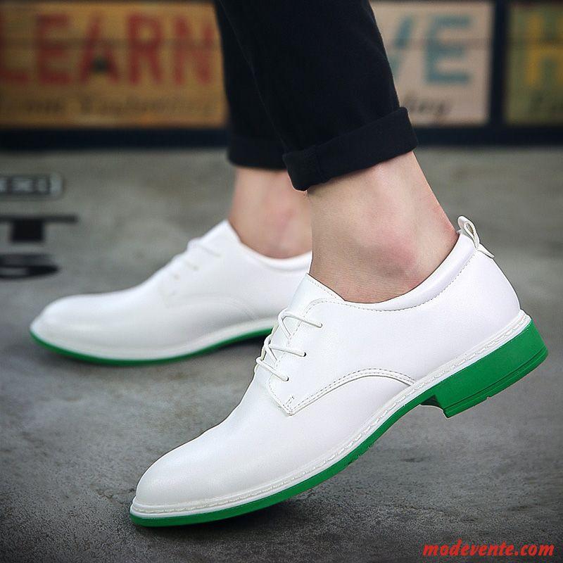 b95a181d9 Chaussures De Ville En Ligne Homme Blanc Blanc D'huître Mc24059