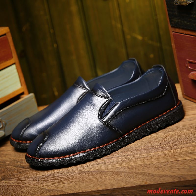 chaussures de ville homme confortable rosybrown kaki mc24324. Black Bedroom Furniture Sets. Home Design Ideas