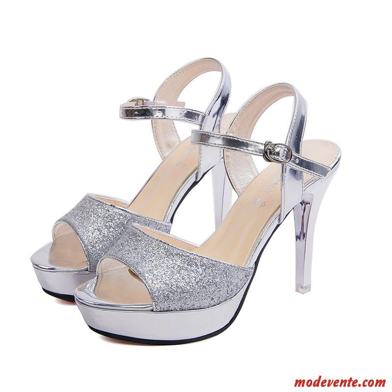 Sandales cuir femme pas cher chameau bronzer mc27438 - Sandales originales pas cher ...