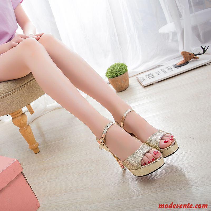 sandales cuir femme pas cher chameau bronzer mc27438. Black Bedroom Furniture Sets. Home Design Ideas