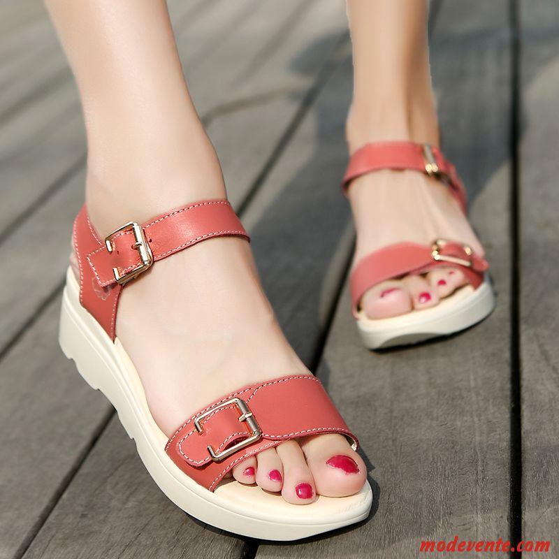 Sandales femme rouge pas cher gris ardoise bleu mc27460 - Paillage ardoise pas cher ...