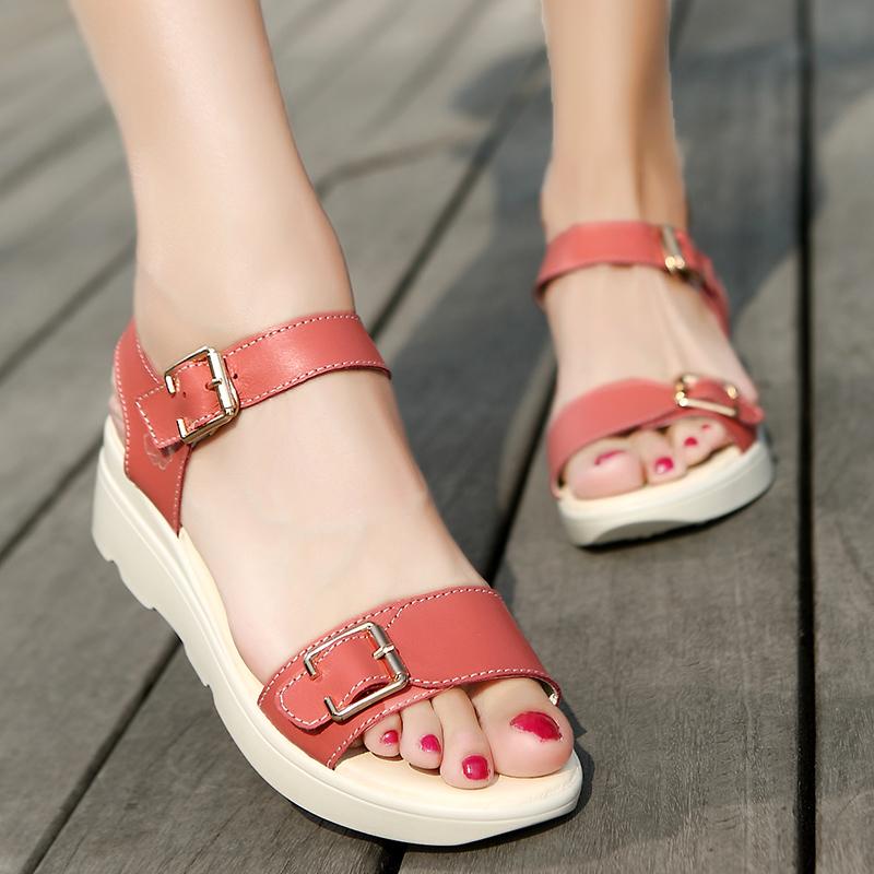 sandales femme rouge pas cher gris ardoise bleu mc27460. Black Bedroom Furniture Sets. Home Design Ideas