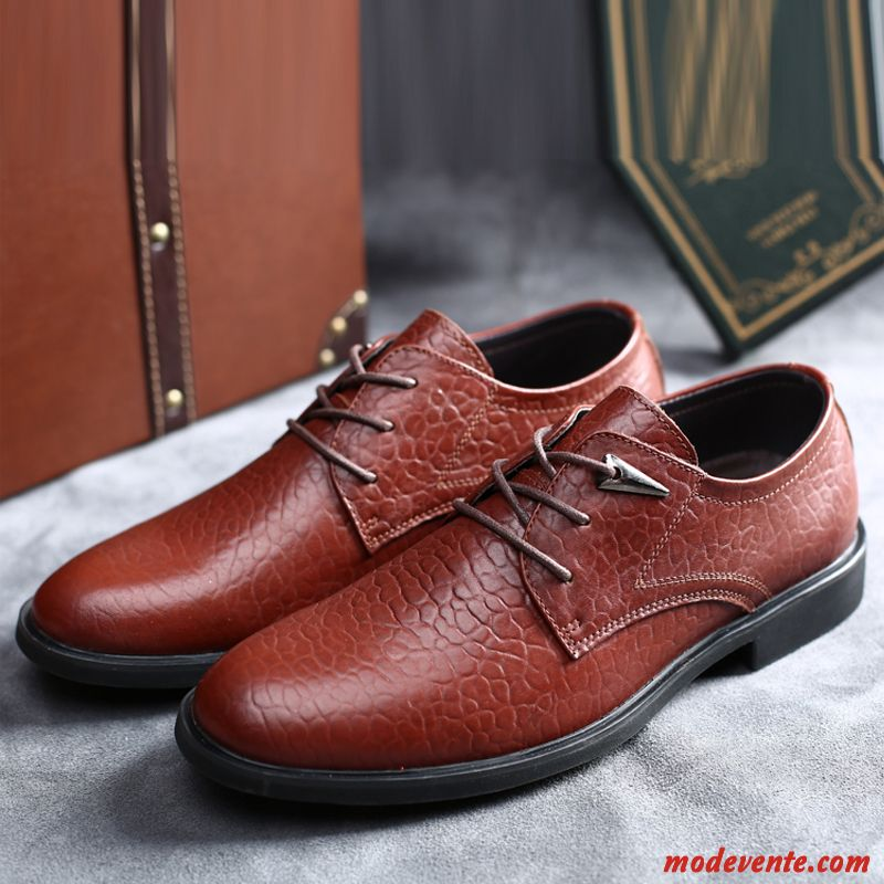 soldes chaussures ville homme